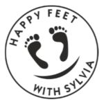 Happy Feet with Sylvia